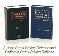 DUI Defense Books